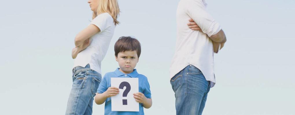 Что делать, если родители хотят развестись?