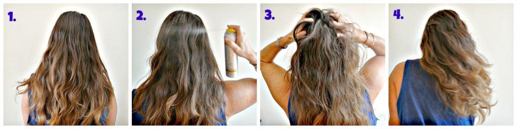 Как пользоваться сухим шампунем 4