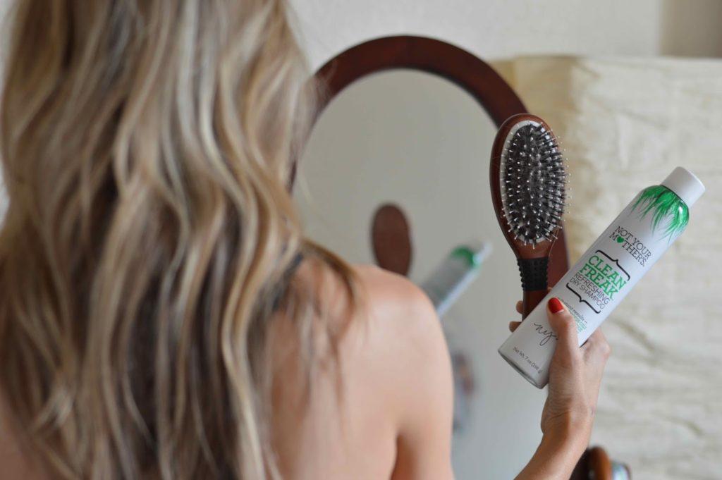 Преимущества сухих шампуней