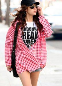 Как носить рубашку с футболкой