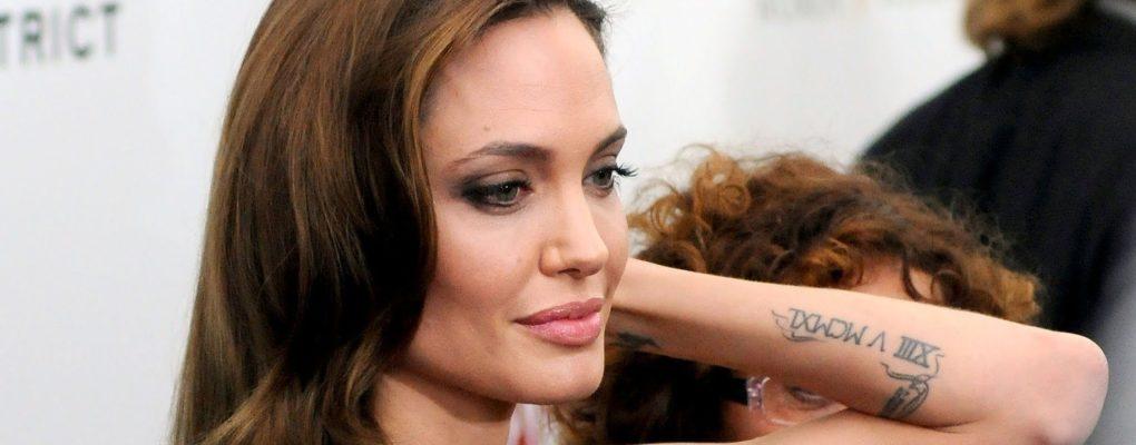 Секреты татуировок Джоли и Питта