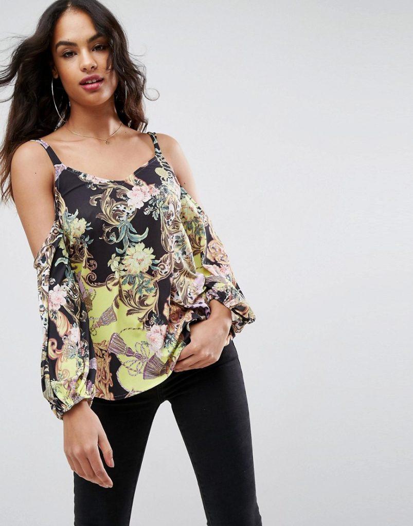 Модели летних блузок