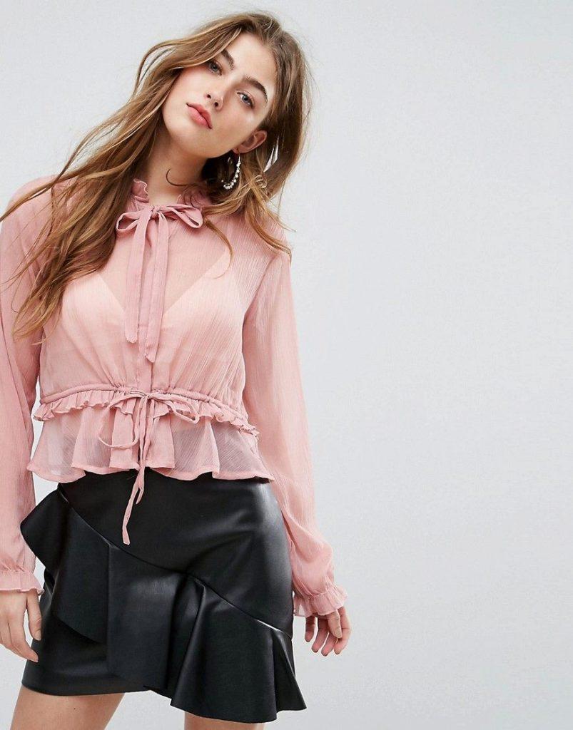 подобии википедии, женские блузки шифоновые фото летнему образу подойдет