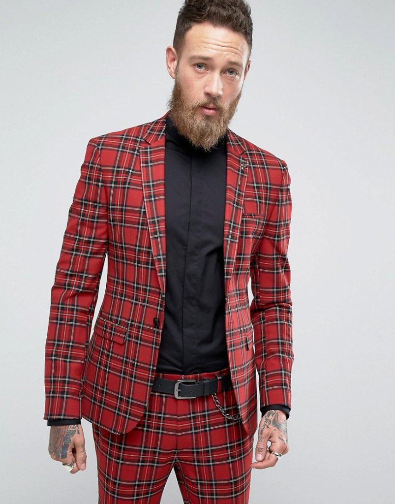 Пиджак Tartan.