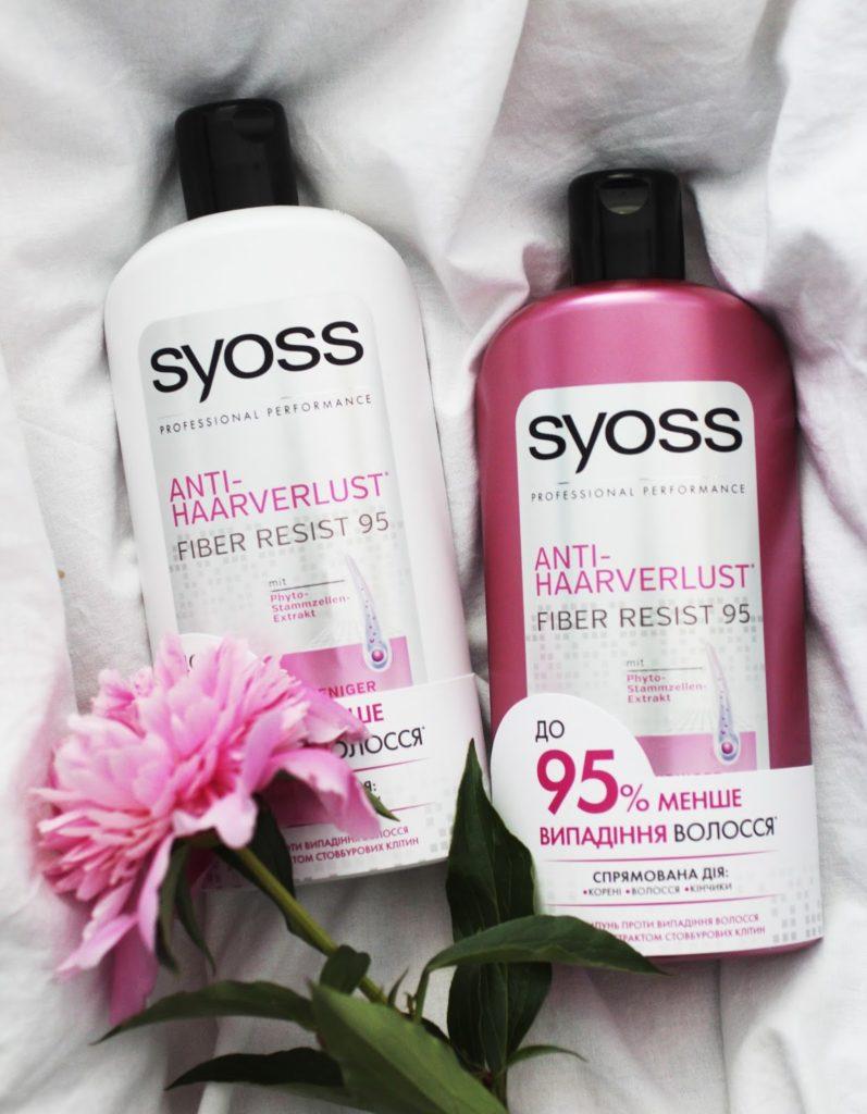 Syoss Anti-hair fall