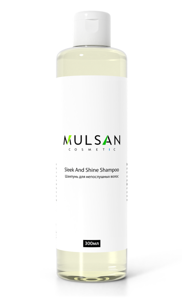 Muslan Sleek&Shine.