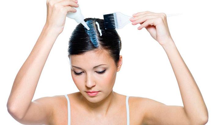 Оттеночные шампуни для волос различных марок