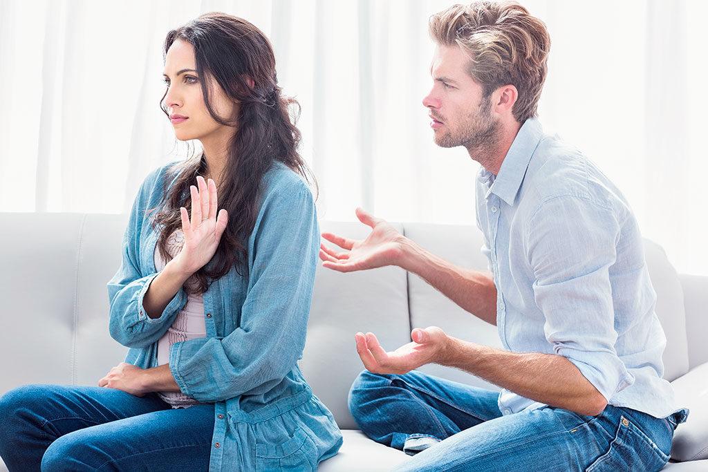 Почему инициатива может исходить от жены?