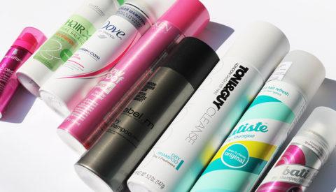 Вреден ли сухой шампунь для волос