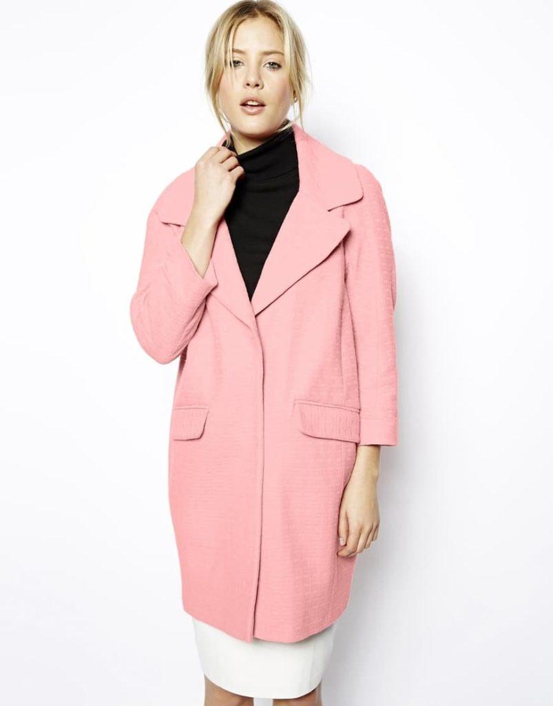 Тёплое или нет пальто из полиэстера?