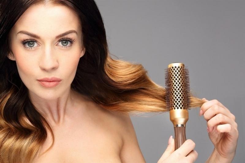 Особенности окрашенных волос