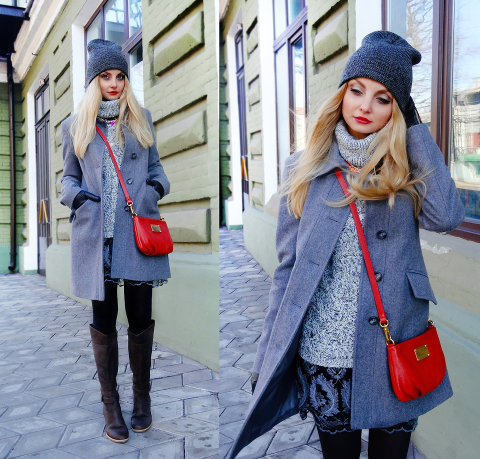 Носят ли шапки с классическими пальто?