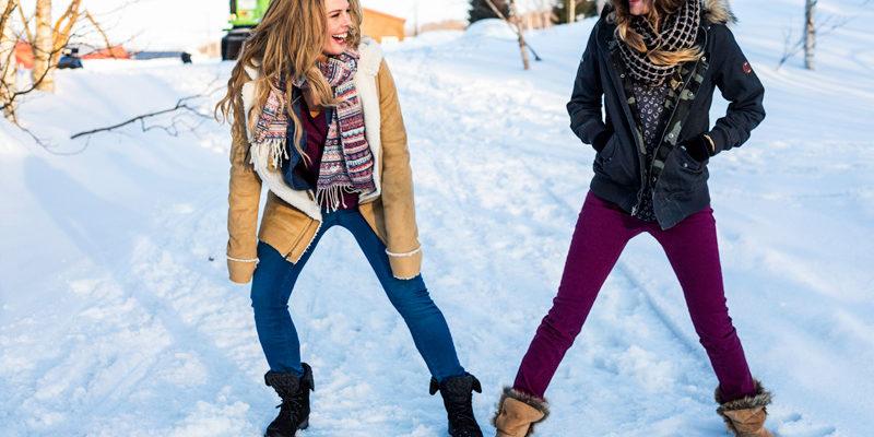 Самые тёплые сапоги на зиму для женщин