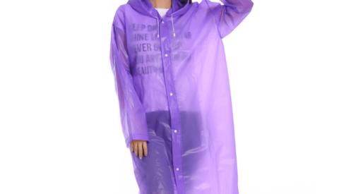 Как выбрать плащ-дождевик и определиться с размером