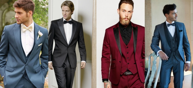 Отличия смокинга от пиджака 1