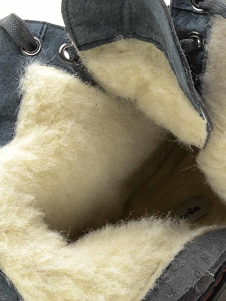 Что это за материал - шерстяной мех для сапог 1