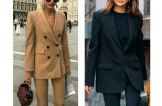 Чем однобортный пиджак отличается двубортного