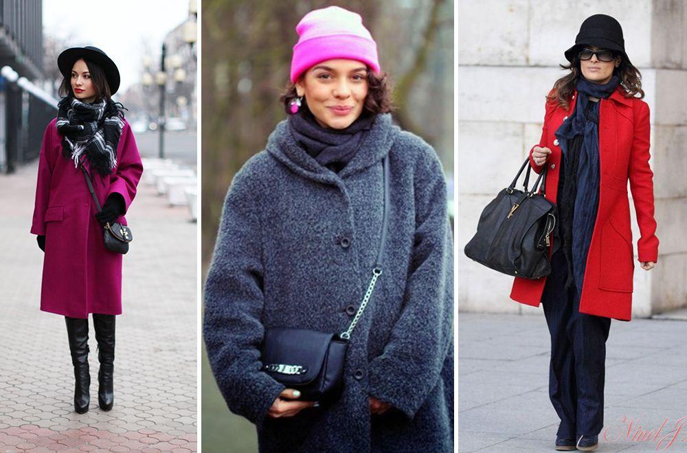 Носят ли шапки с классическими пальто? расцветки