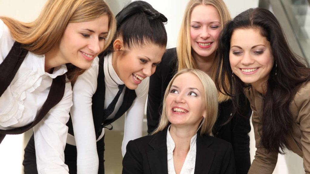 Как сработаться с женщинами-коллегами