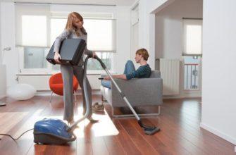 Что делать, если муж не хочет помогать по дому?