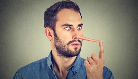 Что делать, если муж постоянно вам врёт