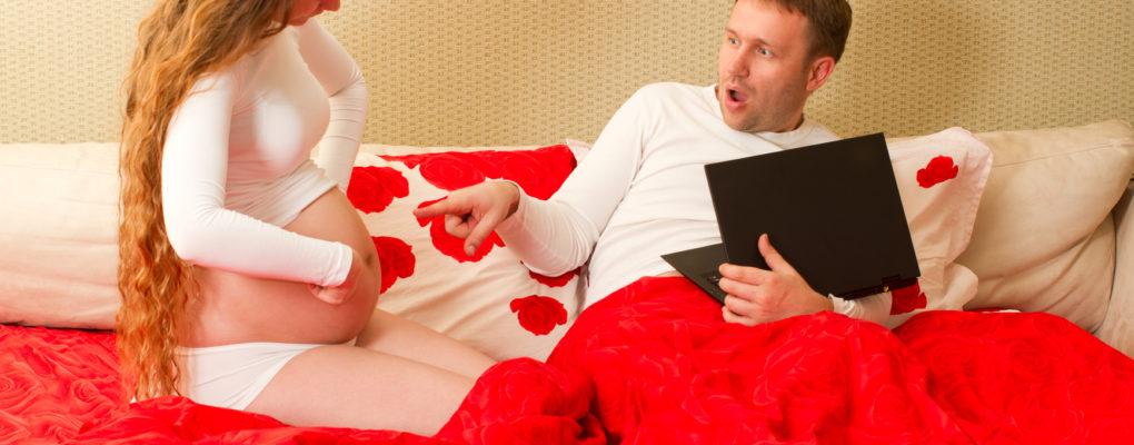 Муж отказывает в близости беременной жене. Что делать?