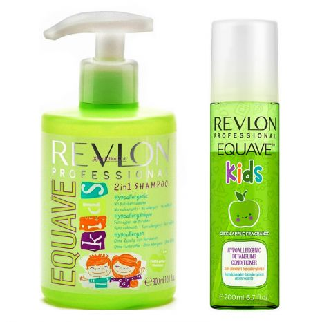 «Revlon Professional Equave Kids 2 in 1 Hypoallergenic Shampoo
