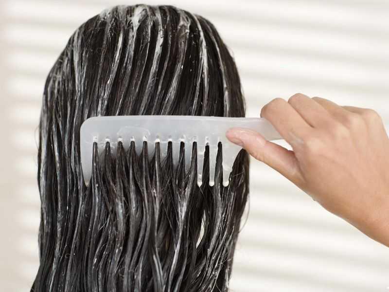 зачем волосам кондиционер