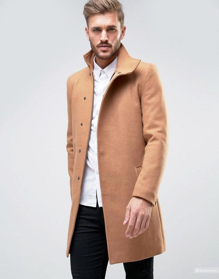 Пальто честерфилд.