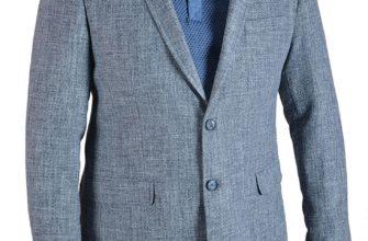 как выбрать размер пиджака