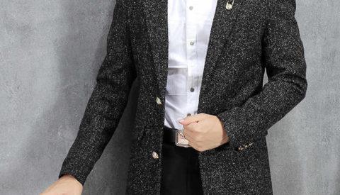 Как называется длинный мужской пиджак?