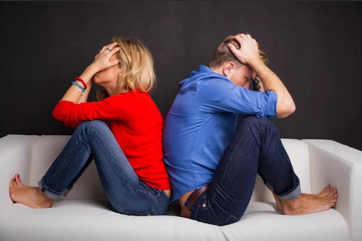 безразличие в паре отношениях