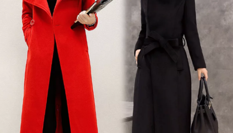 Какое пальто подойдёт невысокой девушке?