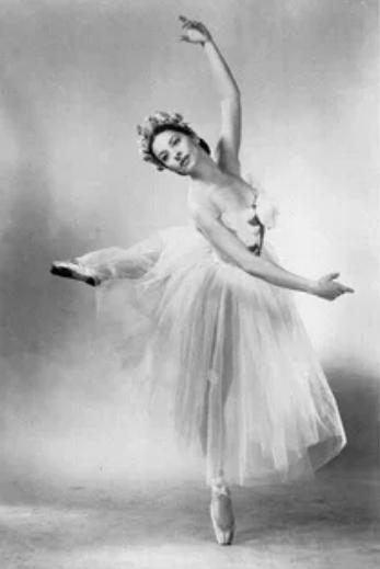 алисия алонсо балерина куба