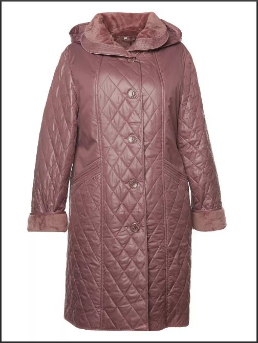 пальто из синтепона