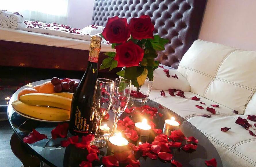 романтический ужин вечер для примирения с мужем