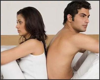 сексуальная несовместимость в постели