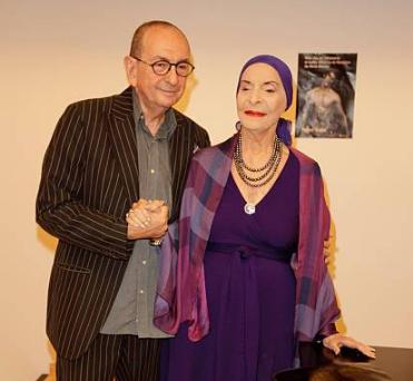 алисия алонсо и муж