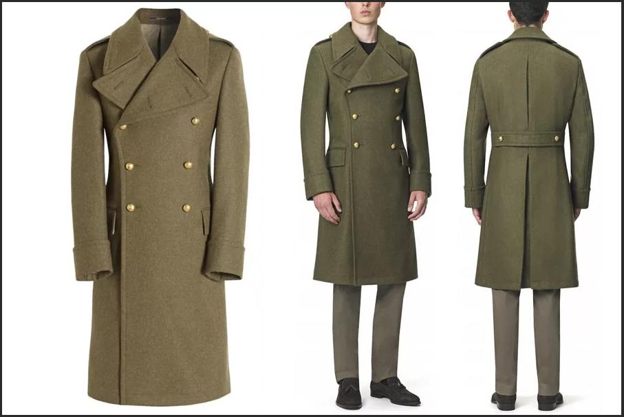 военная форма из сукна