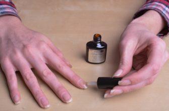 Как правильно красить ногти гель-лаком?
