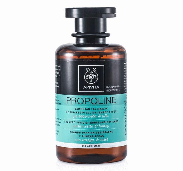 Apivita Propolineс мёдом и крапивой