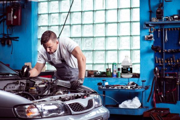 Муж часто пропадает в гараже