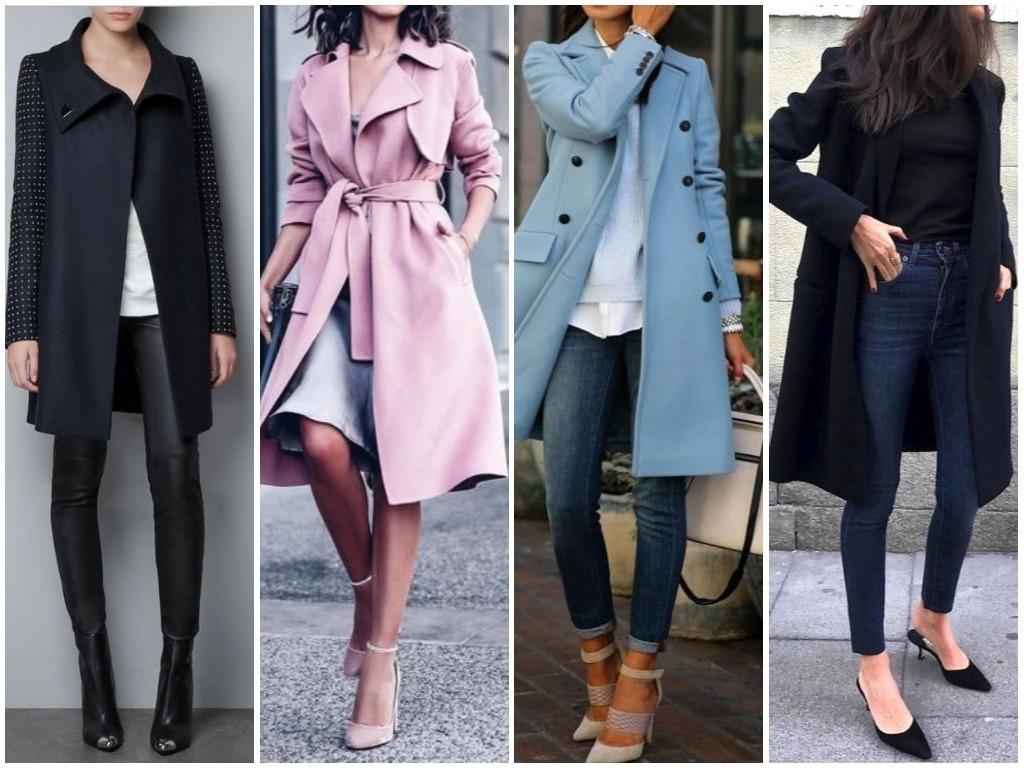 Как правильно выбрать женское пальто на осень