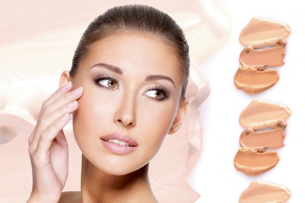 Как выбрать подходящий тональный крем?