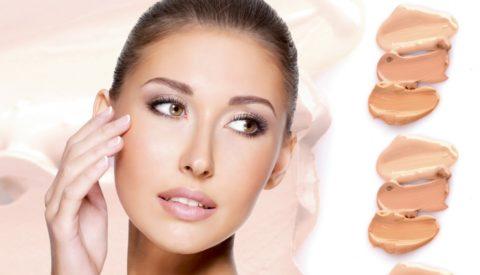 Как подобрать идеальный тональный крем для лица