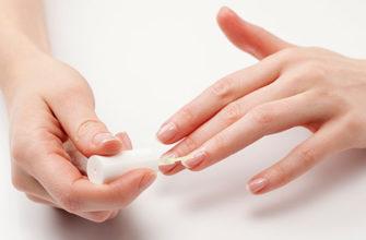 оздоравливающее средство на ногти