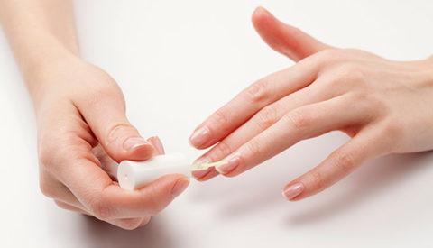 Как восстановить повреждённые ногти после гель-лака?