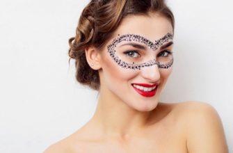Интересные идеи макияжа для празднования Нового Года