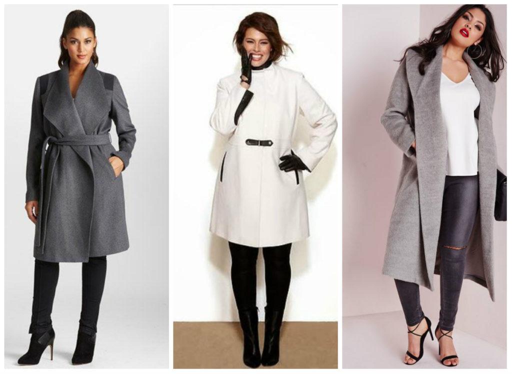 Выбираем женское пальто: под тип фигуры, по длине, цвету
