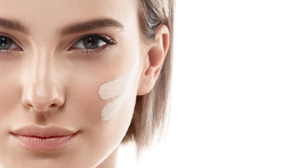 Что нанести на лицо перед тональным кремом? Готовим лицо к макияжу 1